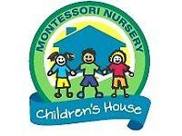 NURSERY TEACHER LEVEL 3 IN CHILDCARE - FULL TIME