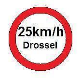 Roller 25 KMH