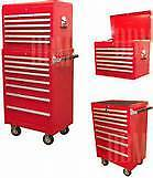 Looking for bottom toolbox with drawers and lock