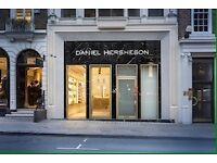 HAIR MODELS WANTED DANIEL HERSHESON SALON MAYFAIR