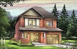 Brand new detach homes available in Brantford! Book now!