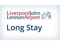 Liverpool airport parking