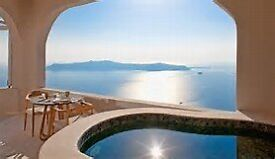 Gold Suites Santorini - Superior suite with heated Jacuzzi: 13-20 MAY 17