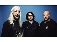 -URGENT- Dinosaur Jr at the Roundhouse on Wednesday 13.12.17 (one ticket available)
