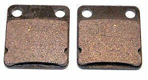 Suzuki Lt230s Quadsport 230 Atv Rear Brake Pads 1985