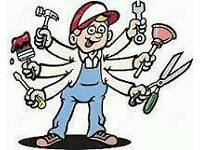 Electrician, Painter, Carpenter, Plumber