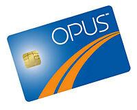 FOUND OPUS CARD (westmount - in store)/CARTE OPUS TROUVER