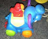 Fisher Price circus elephant for sale