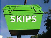 Cheap-Quick-Reliable-Same Day Service Skip Hire -Lets talk rubbish!!Houses/Garages/Sheds/Gardens....