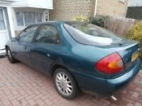 2001 Mondeo MK2 2.0 Ghia AUTOMATIC, ONLY 64,000 Miles SOLD SOLD SOLD SOLD