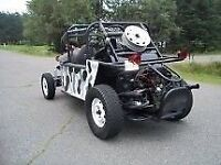 Dune Buggy Off-road ATV