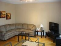 Furnished Short Term – Executive 2-Bed – GLEBE Canal!