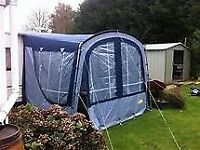 Caravan Riviera Swift 275 Porch Awning