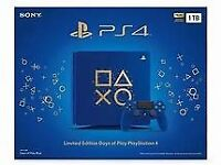 Days Of Play Limited Edition Console