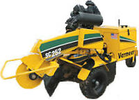 Stump Grinding/Removal    JEM Services