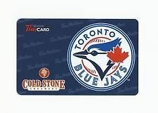 TORONTO BLUE JAY TIM HORTON'S RELOADABLE CARD LAST ONE