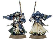 Warhammer 40k Dark Vengeance Dark Angel Librarian, Turmiel NEW on Sprue