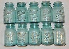 vintage ball mason jars