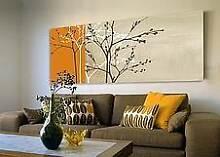 Kanvas Interior Art - Twiggy Bengal Designer Canvas Kingsley Joondalup Area Preview