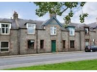 Executive 2 Bedroomed Flat for Rent in The Popular Town of Inverurie.