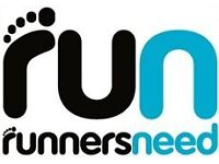 Part-time and Full time staff required - must have running and fitness experience