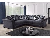 Brand new DFS fabric sofa 3+2 seater sofa/corner SOFA!!!