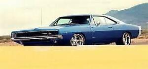 Wanted 1970 Dodge Charger or 1974 Cuda