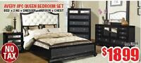 BED ROOM SET 8 PC IS NOW ON SALE WITH -40% OFF ON REG. PRICE