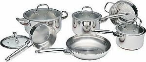 Cuisinart cookware set brand new in box