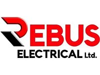 REBUS ELECTRICAL **24 HOUR CALL OUT** WE ACCEPT VISA