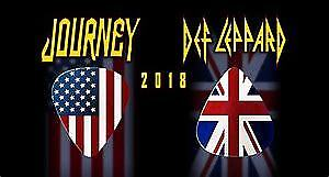 Def Leppard and Journey ALL INCLUSIVE Party Bus Sat May 26th