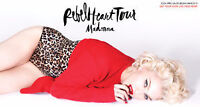 Madonna Rebel Heart Tour - Sunday October 11th - 2 Tickets