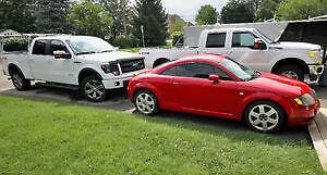 2001 Audi TT leather Coupe (2 door) London Ontario image 4