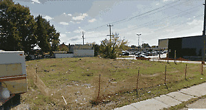Land for lease in Downtown Woodstock, ON