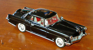Franklin Mint 1956 Lincoln Continental Mark II in 1/43 (o) scale