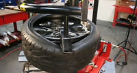 Tire Changes - Mount and Balance - $60!!