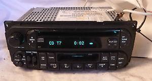 2004 Jeep    Grand    Cherokee Radio   eBay