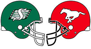 2 or 4 Tickets Stamps vs Riders (PLATINUM 50 YARD-LINE) Aug 4