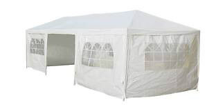 Blooma Skye Garden Party Wedding Gazebo Marquee Large 9m X 3m New Rrp 99
