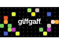 FREE GIFFGAFF NANO/MICRO/STANDARD 3 IN 1 SIM WITH FREE CREDIT