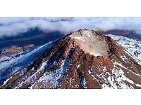 Tour in El Teide, Canary Islands