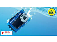 Underwater Digital Camera, Brand New in Box, Unwanted Gift