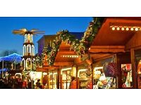 Dynamic sales person required to work at the Bristol Christmas Market 2016