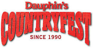 DAUPHIN COUNTRY FEST TICKETS/CAMP SITES