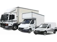 MAN AND LUTON VAN HIRE FROM £15 OFFICE HOUSE STORAGE RELOCATION. ASSEMBLY IKEA CLEARANCE DELIVERY