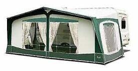 bradcot classic caravan awning 720cm