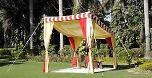 Shamiana ( South Asian Tent)