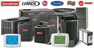 Furnace, Heating, HVAC, Air Conditioning, Gas Fitting Covered!