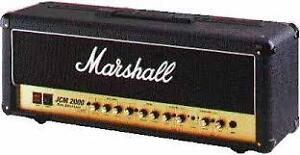 MARSHAL JCM 2000 DUAL SUPER LEAD AMP Peterborough Peterborough Area image 1