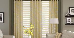 curtains , drapes, and blinds installation Cambridge Kitchener Area image 3